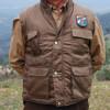 Chaleco para equipación uniforme guarda de campo-caza: 19,5 €