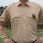 Equipación Uniformes de Guarda de campo con un 10% de descuento