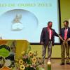"""Santiago Ballestero galardonado con el """"Coello de Ouro 2013"""""""