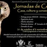 Jornadas de cetrería de AECCA a finales de octubre