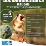 Jornadas de Silvestrismo y Perdiz con Reclamo en EFA 'El Soto' el 5 de febrero