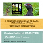 Primer Congreso de Caza, Desarrollo Rural y Turismo Cinegético en Asturias
