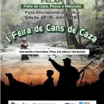 I Feria de Caza, Pesca y Naturaleza, FECAP 2014, que tendrá lugar del 12 al 15 de junio