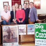 Fedexcaza presenta la primera edición del Día del Cazador Extremeño