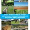 Manual de Gestión de Agua Forestal - Guía Metodológica