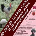 XIII Feria de la Caza y la Naturaleza de Atzeneta del Maestrat