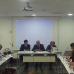 Extremadura: El consejero Echávarri preside el Consejo Extremeño de Caza que aborda asuntos relativos a los dormideros de paloma torcaz y la declaración de emergencia cinegética 2014/2015