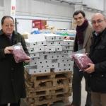"""ASICCAZA colabora con el Banco de Alimentos de Ciudad Real dentro de su""""Proyecto Solidario Carne de Caza"""""""