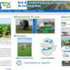 Extremadura: Presentada la web Redarex_Plus que gestiona información agrometeorológica para estimar con precisión cuánto y cuándo regar los cultivos