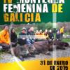 IV Montería Femenina de Galicia, el próximo 31 de enero