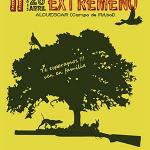 El II Día del Cazador Extremeño se celebra en Alcuéscar el próximo 26 de abril