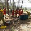La época de peligro alto de incendios en CLM es desde el 1 de junio al 30 de septiembre.
