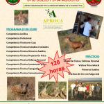 Aproca convoca nuevos cursos de Guarda Rural con la especialidad de Guarda de Campo