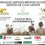 Jornadas Hispano-Británicas sobre Gestión de Caza Menor