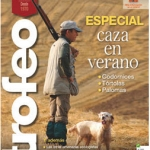 """Este mes con la revista Trofeo Caza """"Especial Caza en Verano"""" las claves para disfrutar de la mejor Media Veda."""