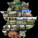 La Consejería de Medio Ambiente muestra a través de una exposición itinerante la Red Natural de Áreas Protegidas de Extremadura
