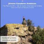 I Jornadas Cinegéticas y de Conservación de Jóvenes Cazadores Andaluces
