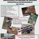 Aproca impartirá entre los días 20 y 22 de mayo un curso de Especialista en Control de especies cinegéticas Depredadoras