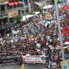 Cazadores y pescadores se unen en Madrid contra la 'ley Narbona'