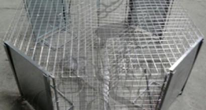 Caja trampa octogonal urracas: 90,95€