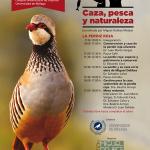 I Jornada de Caza, Pesca y Naturaleza de la Fundación Miguel Delibes