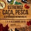IV edición de la feria de caza de Estremoz, del 1 al 4 de diciembre