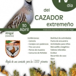 VI edición del Día del Cazador extremeño el 30 de abril