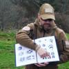 """La excursión didáctica """"Huellas, rastros y señales"""" permitirá a los participantes descubrir e interpretar las marcas que deja cada animal"""