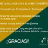 """Ecologistas en Acción ha concedido a la Oficina Nacional de la Caza el premio """"Caballo de Atila"""" por su trabajo en defensa de la caza"""