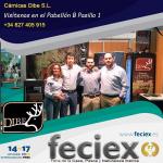 Cárnicas Dibe estará presente en FECIEX