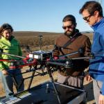 Medio Ambiente incorpora drones para el seguimiento de especies cinegéticas y amenazadas