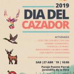 Jarandilla de la Vera acogerá el 27 de abril la sexta edición del Día del Cazador Extremeño
