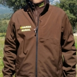 Chaqueta Solf shell Guarda Rural+Vinilo: 70 € (IVA incluido)