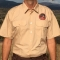 Camisa manga corta guarda rural: 14 € (IVA inc)