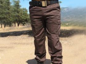 pantalon lona