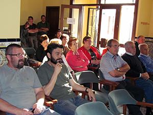 Vecinos de Almuradiel asisten a la primera jornada informativa sobre la reintroducción del lince ibérico en CLM 2