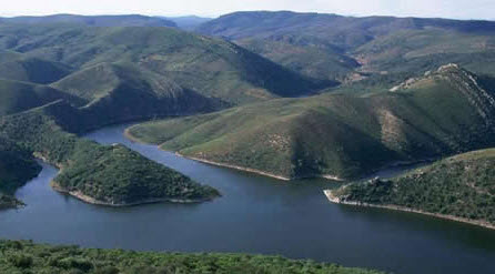 areas protegidas extremadura
