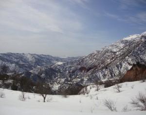 cantabria nevado