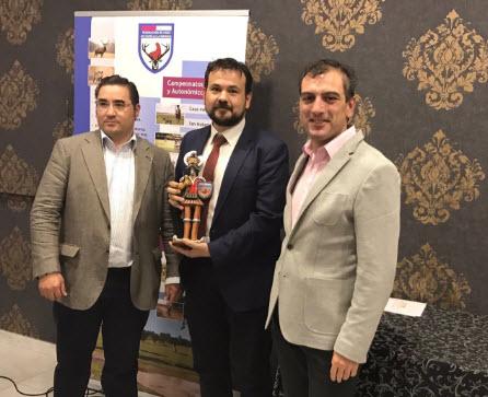 premios federación