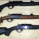 Rifle monotiro Outfitter