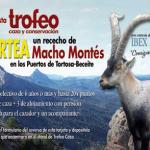 TROFEO Caza sorteará un rececho de macho montés en Cinegética 2014