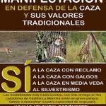 La Federación de caza de CLM organiza una manifestación en defensa de la caza, el próximo 9 de mayo en Toledo