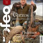 Celebra el comienzo de la temporada corcera con la revista Trofeo Caza del mes de abril