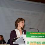 García Tejerina expone las principales medidas emprendidas por su Departamento