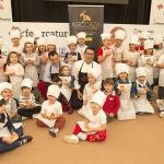 Aforo completo en las actividades gastronómicas organizadas por ASICCAZA en FECIRCATUR 2017