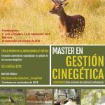 Abierta la preinscripción para el VIII Máster de Gestión Cinegética de la Universidad de Huelva